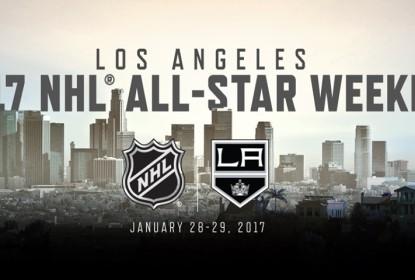 Los Angeles receberá All-Star Weekend da NHL em 2017 - The Playoffs