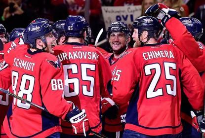 Alex Ovechkin chega a 501 gols na carreira e Capitals vencem os Senators - The Playoffs