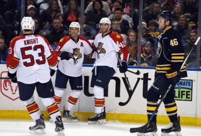 Com goleada, Panthers vencem Sabres e chegam a 10 vitórias seguidas - The Playoffs