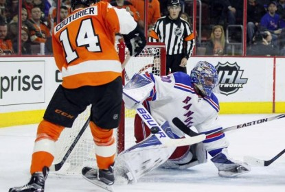 New York Rangers vence Philadelphia Flyers no shootout - The Playoffs