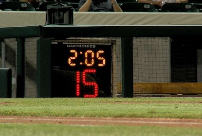 MLB pode adotar novas medidas para acelerar jogos - The Playoffs