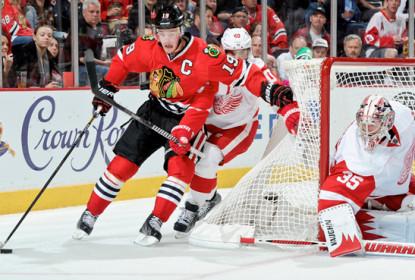 Após Ovechkin, Toews é outro que perderá o All-Star Game da NHL - The Playoffs