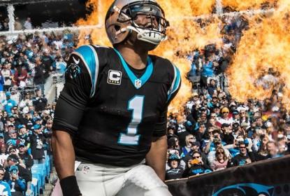 Carolina Panthers não terá Cam Newton contra Tampa Bay Buccaneers - The Playoffs