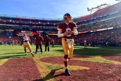 Situação contratual de Kirk Cousins causa mal-estar nos Redskins - The Playoffs