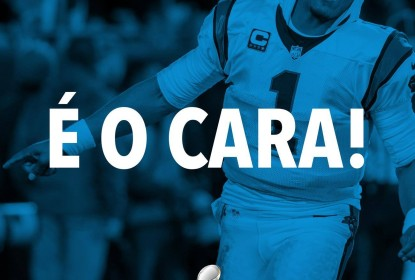 Sem surpresas, Cam Newton é eleito MVP da temporada da NFL - The Playoffs