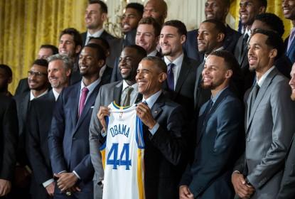Barack Obama revela conselhos que deu aos astros da NBA na 'bolha' - The Playoffs
