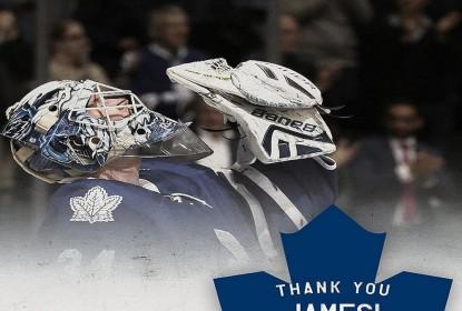 James Reimer troca Maple Leafs por Sharks; confira mais trocas do sábado - The Playoffs