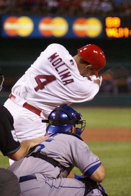Yadier Molina afirma que merece estar no Hall da Fama do Baseball