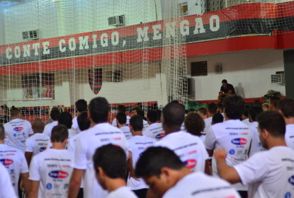 Flamengo FA realiza tryouts com recorde de participantes - The Playoffs