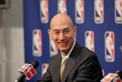 Silver não quer atletas da NBA ajoelhados no hino nacional - The Playoffs