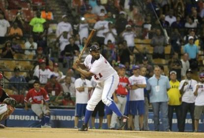 Vladimir Guerrero anima o Home Run Derby caribenho - The Playoffs