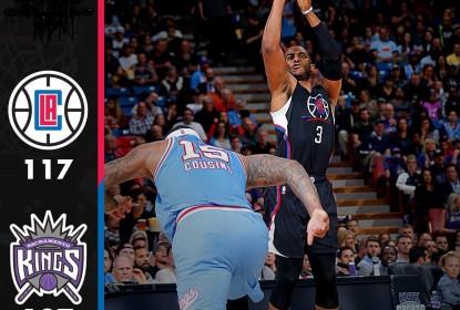 Clippers vencem os Kings em noite de Chris Paul - The Playoffs