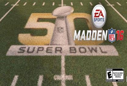 EA Sports faz simulação do Super Bowl 50 no 'Madden'; confira - The Playoffs