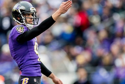 Justin Tucker recebe a franchise tag dos Ravens - The Playoffs