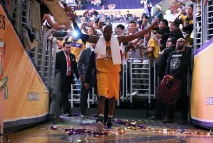 Jogadores brasileiros da NBA lamentam a morte de Kobe Bryant - The Playoffs