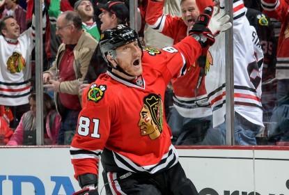 Marian Hossa ficará de fora da próxima temporada da NHL - The Playoffs
