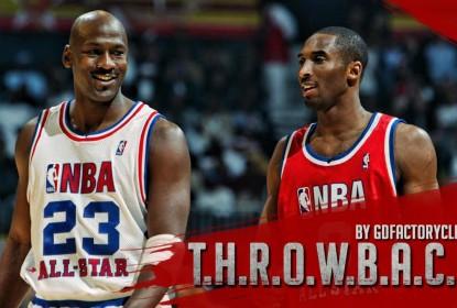 Jordan compartilha última troca de mensagens com Kobe - The Playoffs
