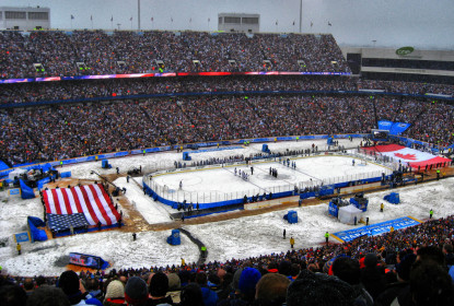 Jets, Oilers, Red Wings e Maple Leafs devem estrelar jogos a céu aberto da NHL - The Playoffs