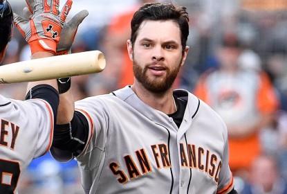 Brandon Belt assina por mais um ano com San Francisco Giants - The Playoffs