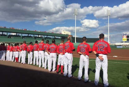 Boston Red Sox abre Spring Training com duas vitórias - The Playoffs