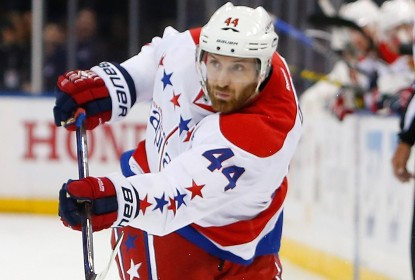 Brooks Orpik retorna ao time do Washington Capitals - The Playoffs