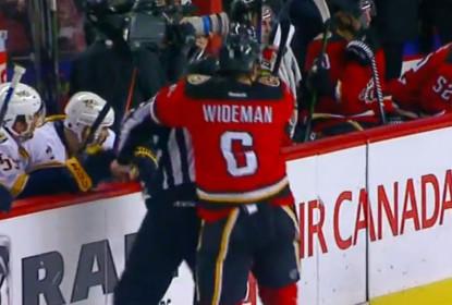 NHL suspende Dennis Wideman por 20 jogos - The Playoffs
