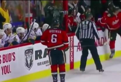 Suspensão de Wideman é mantida pela NHL - The Playoffs