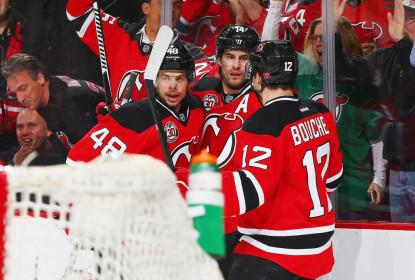 Em jogo com homenagens a Brodeur, Devils vencem Oilers e se aproximam de zona de classificação - The Playoffs