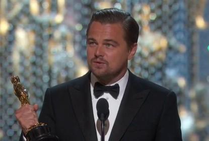 DiCaprio, Spotlight, Lady Gaga… atletas e times americanos repercutem Oscar 2016 - The Playoffs