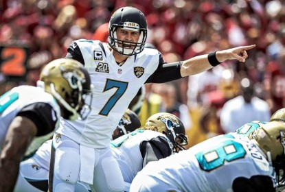 Jacksonville Jaguars renova com Chad Henne - The Playoffs