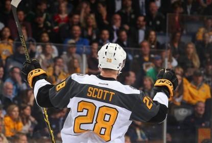 John Scott brilha e Pacífico vence All-Star Game da NHL - The Playoffs