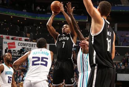 Brooklyn Nets anuncia a dispensa de Joe Johnson - The Playoffs