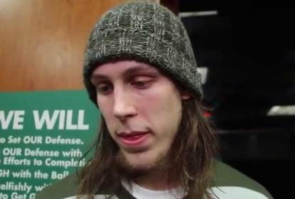 Kelly Olynyk desfalca o Boston Celtics por duas semanas - The Playoffs