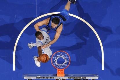 Com estreias, Orlando Magic bate Dallas Mavericks - The Playoffs