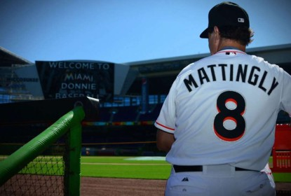 Don Mattingly proíbe o uso de barbas e bigodes no Miami Marlins - The Playoffs