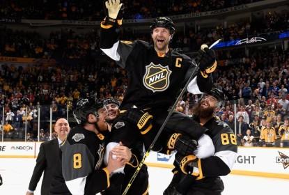 All-Star Game da NHL bate recorde de audiência - The Playoffs