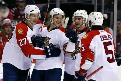 Panthers goleiam Capitals e chegam a 4ª vitória seguida - The Playoffs