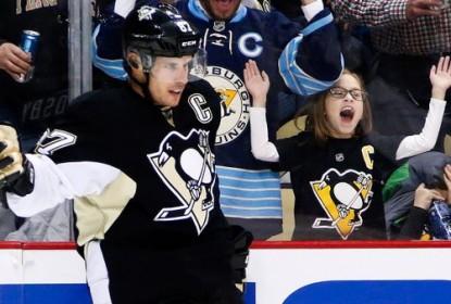 Com show de Sidney Crosby, Penguins vencem Ducks por 6 a 2 - The Playoffs