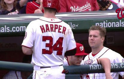 Papelbon admite erro em agressão a Bryce Harper - The Playoffs