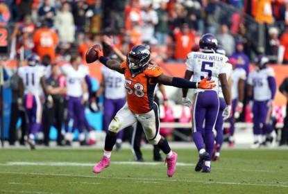 Von Miller diz não querer sair dos Broncos, mas pede sentimento recíproco - The Playoffs