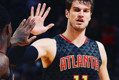 Tiago Splitter, ala-pivô do Atlanta Hawks