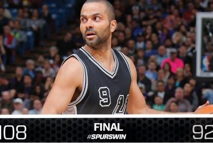 Spurs mantêm freguesia dos Kings e vencem 48ª na temporada - The Playoffs