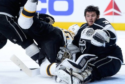 Kings vencem Bruins e se classificam para os playoffs - The Playoffs