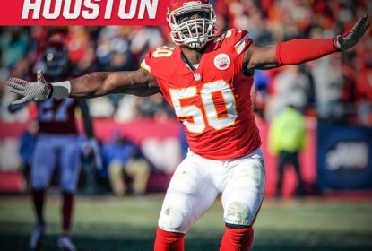 Justin Houston pode perder a temporada 2016 da NFL - The Playoffs