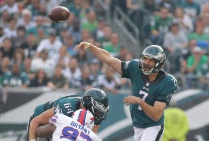 Eagles mantêm intenção de escolher um QB no draft - The Playoffs