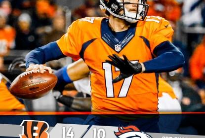 Osweiler indo para os Texans pode colocar o time na abertura contra os Broncos - The Playoffs