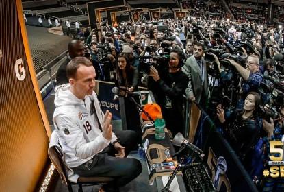 """""""Ele não se decidiu"""", diz agente de Peyton Manning sobre aposentadoria - The Playoffs"""