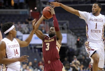 Boston College perde mais uma e chega a recorde negativo na ACC - The Playoffs