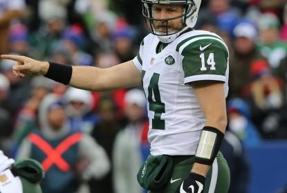 Jets e Ryan Fitzpratick entram em acordo e renovam por uma temporada - The Playoffs