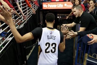 Pelicans anunciam que Anthony Davis está fora da temporada e do Rio 2016 - The Playoffs